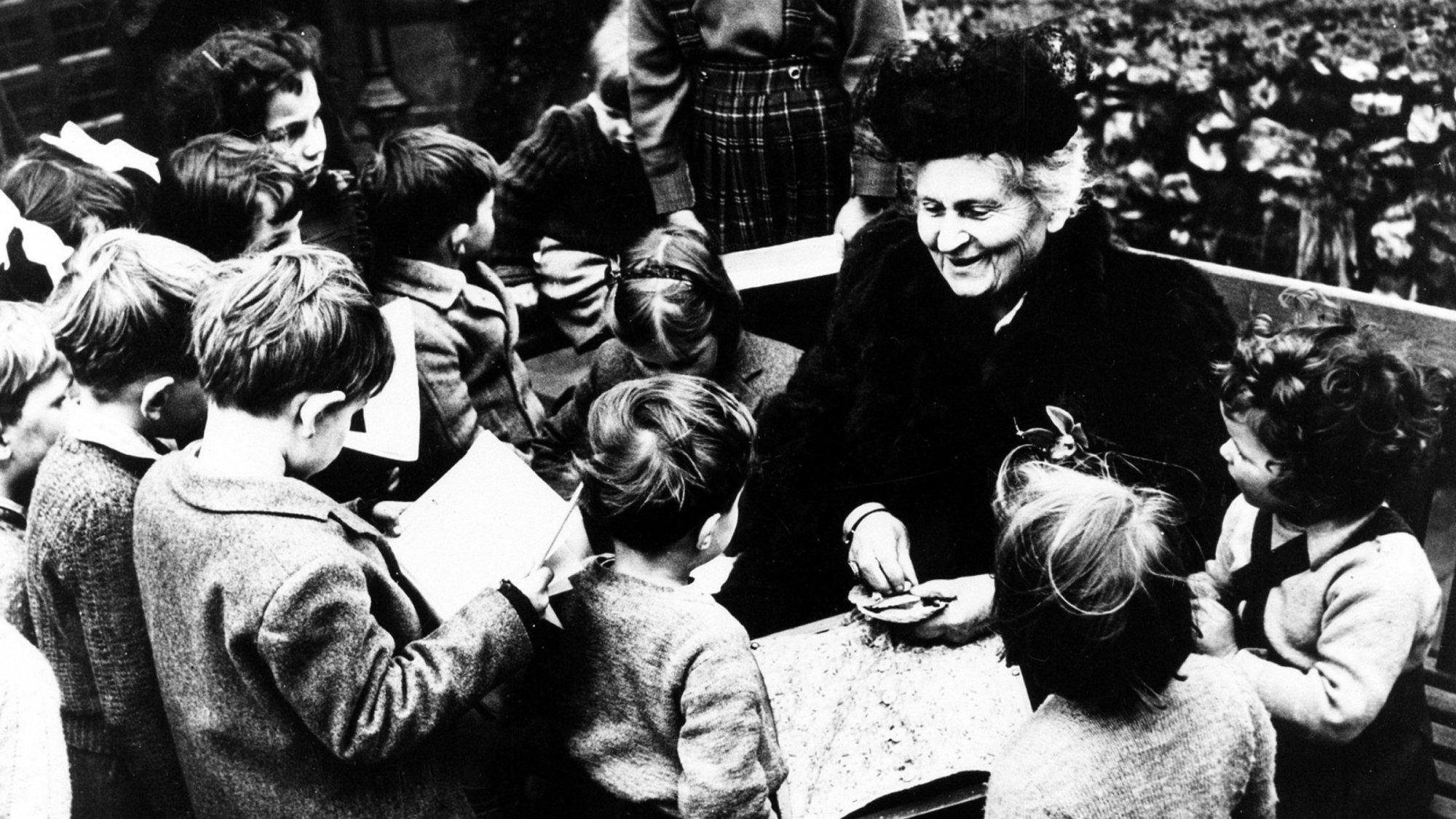 Maria Montessori – Lar Montessori